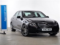 Used Mercedes E300 BlueTEC AMG Sport
