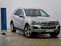 Used Mercedes ML300 CDI BlueEFFICIENCY Sport