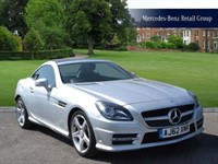 Used Mercedes SLK350 BlueEFFICIENCY
