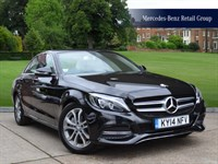 Used Mercedes C220 BlueTEC Sport