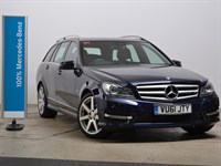 Used Mercedes C220 CDI BlueEFFICIENCY Sport Edition 125