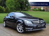 Used Mercedes C250 CDI BlueEFFICIENCY AMG Sport