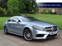 Used Mercedes CLS350 BlueTEC AMG Line