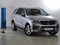 Used Mercedes ML250 BlueTEC Sport