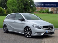 Used Mercedes B200 CDI BlueEFFICIENCY Sport