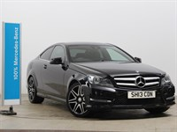Used Mercedes C180 CGI BlueEFFICIENCY AMG Sport Plus
