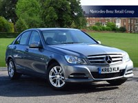 Used Mercedes C180 BlueEFFICIENCY Executive SE