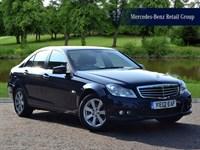 Used Mercedes C220 CDI BlueEFFICIENCY SE
