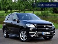 Used Mercedes ML250 BlueTEC Sport