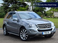 Used Mercedes ML350 CDI BlueEFFICIENCY Grand Edition