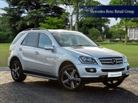 Used Mercedes ML320 CDI Edition 10