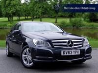 Used Mercedes C200 CDI BlueEFFICIENCY Executive SE