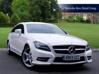 Used Mercedes CLS350 CDI BlueEFFICIENCY AMG Sport