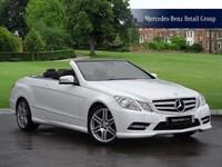 Used Mercedes E250 BlueEFFICIENCY Sport
