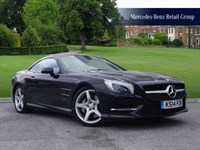 Used Mercedes SL350 AMG