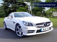 Used Mercedes SLK250 BlueEFFICIENCY AMG Sport