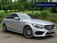 Used Mercedes C250d AMG Line