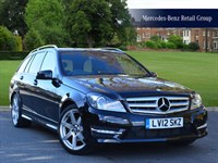 Used Mercedes C180 CGI BlueEFFICIENCY Sport