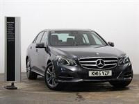 Used Mercedes E220 BlueTEC SE