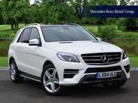 Used Mercedes ML250 BlueTEC AMG Line