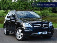 Used Mercedes ML350 CDI BlueEFFICIENCY SE