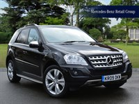 Used Mercedes ML500 Sport