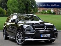 Used Mercedes ML63 AMG
