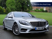 Used Mercedes S500 L AMG Line