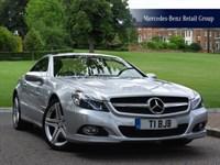 Used Mercedes SL350
