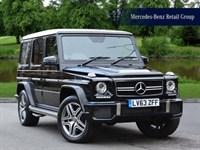Used Mercedes G63 AMG