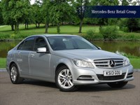 Used Mercedes C180 Executive SE