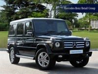 Used Mercedes G350 BlueTEC