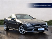 Used Mercedes SLK250 CDI BlueEFFICIENCY Sport