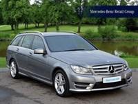 Used Mercedes C250 BlueEFFICIENCY AMG Sport