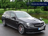 Used Mercedes C63 AMG Edition 507