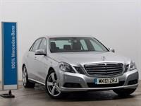 Used Mercedes E220 CDI BlueEFFICIENCY SE Edition 125