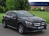 Used Mercedes GLA200 AMG Line