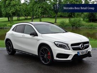 Used Mercedes GLA45 AMG 4MATIC