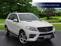 Used Mercedes ML250 BlueTEC AMG Sport