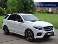 Used Mercedes GLE250d 4MATIC