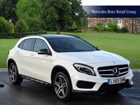 Used Mercedes GLA220d 4MATIC AMG Line