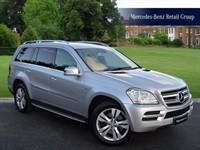 Used Mercedes GL350 CDI BlueEFFICIENCY Sport