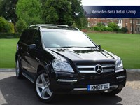 Used Mercedes GL350 CDI BlueEFFICIENCY