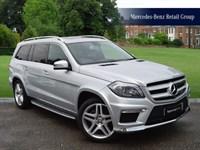 Used Mercedes GL350 BlueTEC AMG