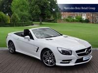 Used Mercedes SL350 AMG Sport