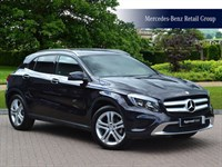 Used Mercedes GLA220 CDI 4MATIC SE