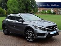 Used Mercedes GLA250 4MATIC AMG Line