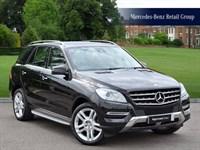 Used Mercedes ML250 BlueTEC SE