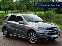 Used Mercedes ML350 CDI BlueEFFICIENCY Grand Edition