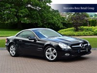Used Mercedes SL350